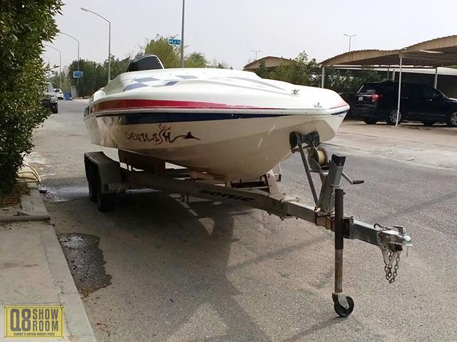 Boat Sonic Sport 2002
