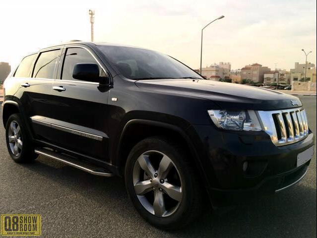 Jeep Grand Cherokee 5.7L V8. 4x4 OVERLAND Model 2012