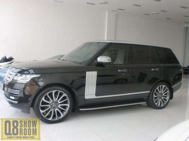 Range Rover Auto Biography 2013