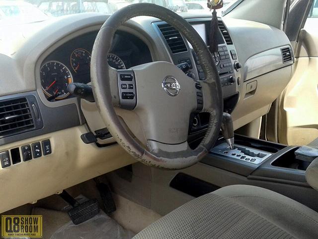 Nissan Aramda 2009