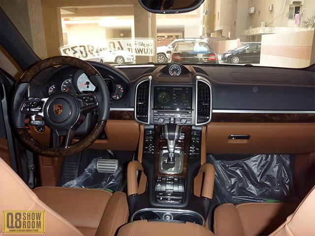 بورش كايين S 2016