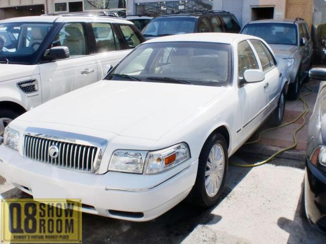 ford Grand Marquis 2011