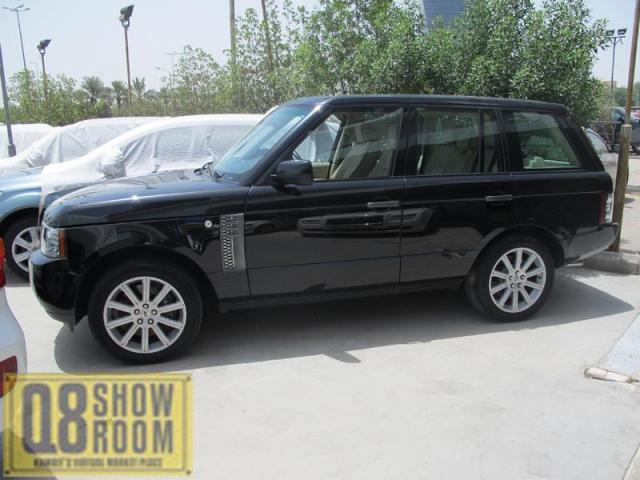Range Rover SOPER CHARG 2010