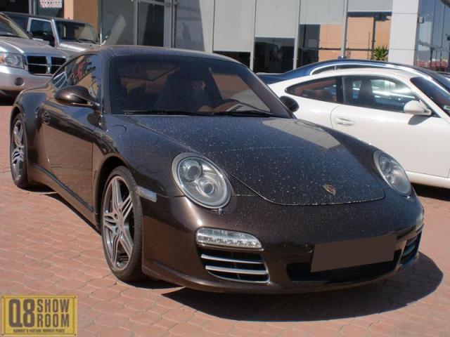 Porsche Carrera 4 2009