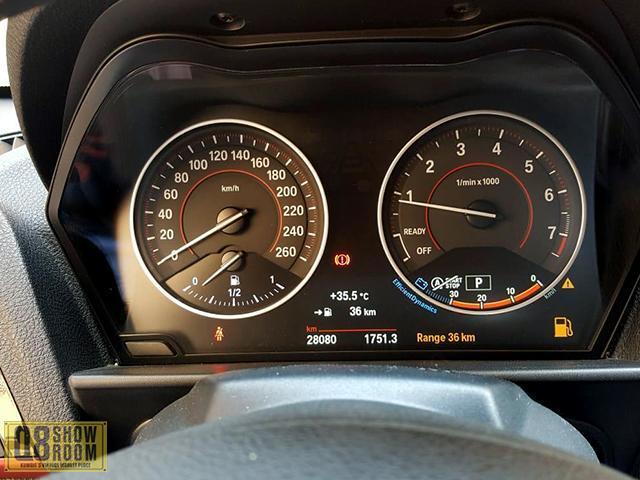 BMW 220I 2015