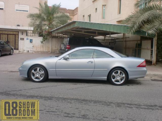 Mercedes CL600 2004