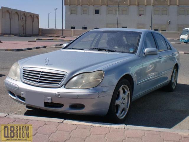 Mercedes S 500L 2000