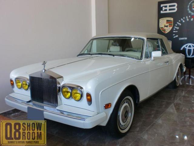 Rolls Royce coriche III