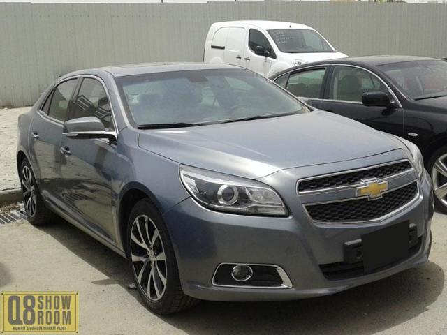 Chevrolet malibo 2013