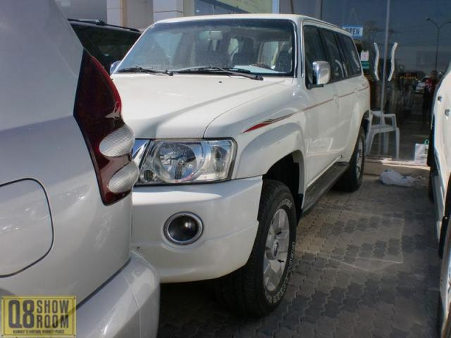 Nissan Super Safari 2007