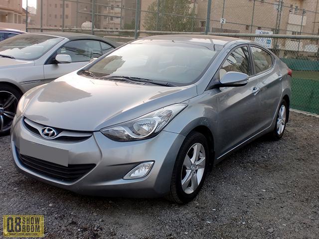 Hyundai Elentra 2012