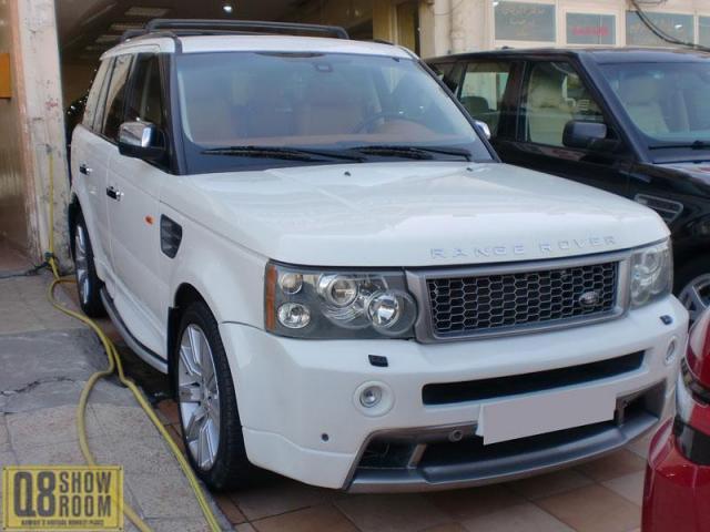 Range Rover HST 2008
