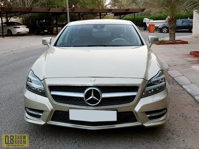 Mercedes CLS350 2012