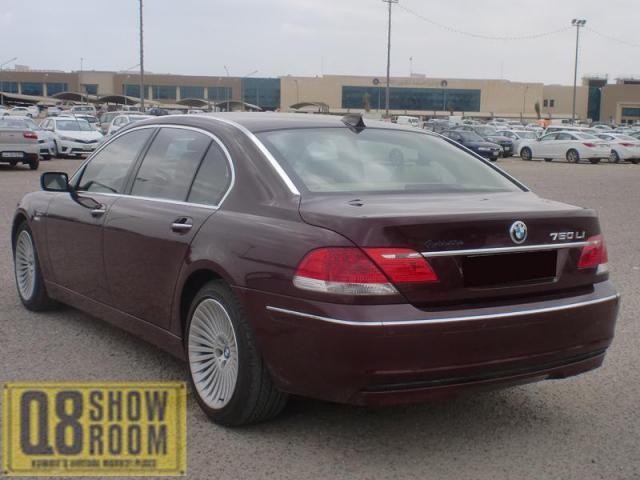 BMW 750LI 2008