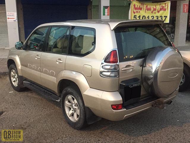 Toyota Prado 2007 VX