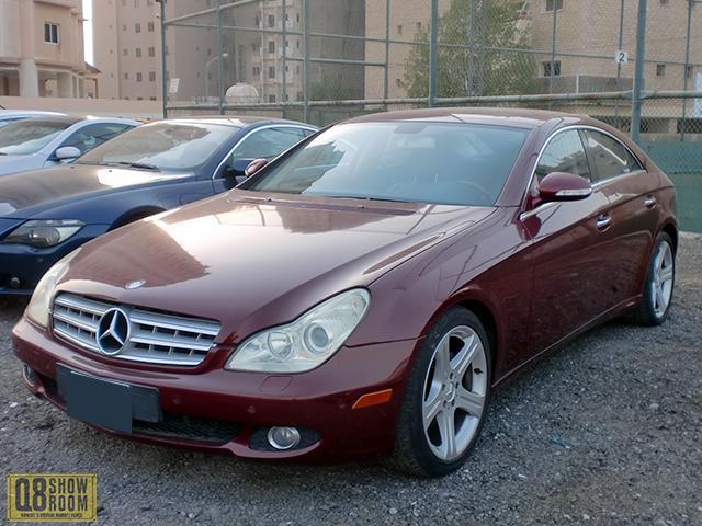 Mercedes CLS500 2006