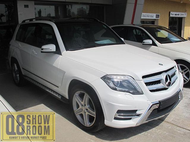 Mercedes GLK 250 2014