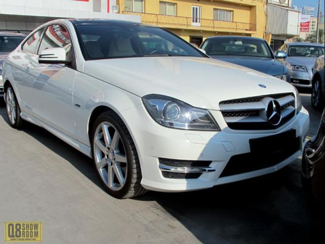 Mercedes C350 2012