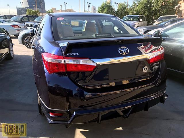 Toyota Corola 2015 GLI