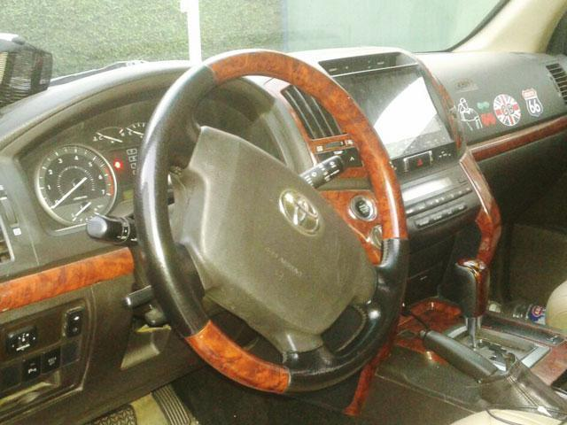 Toyota Land Cruser 2008 GXR