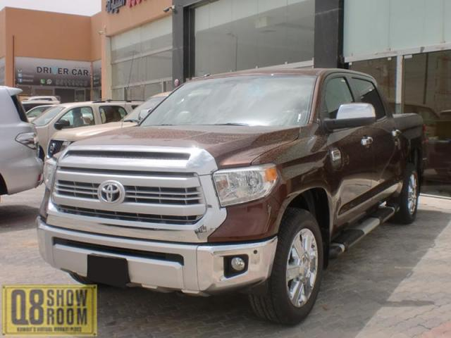Toyota Tandra 2014