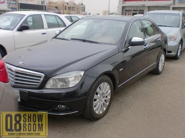 Mercedes C280 2008