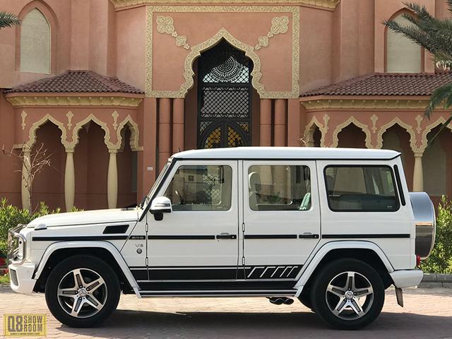 Mercedes G500 2003
