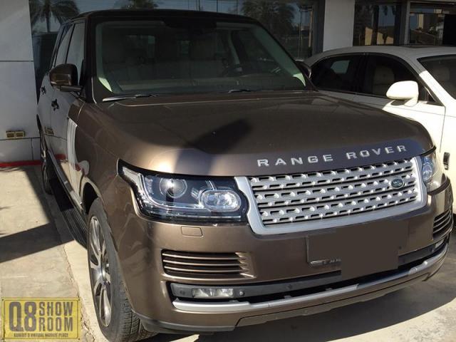 Range Rover SOPER CHARG 2014