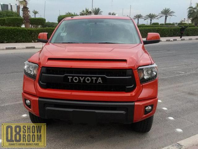 Toyota Tndra trdpro 2015