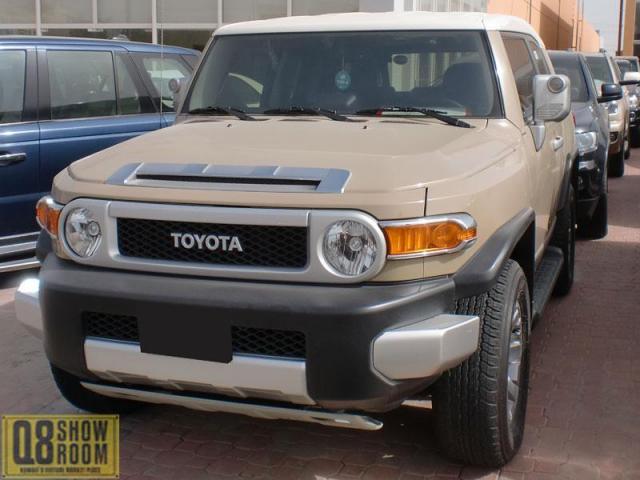 Toyota fj Cruiser 2009