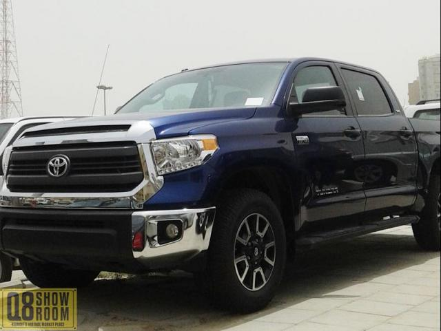 Toyota Tandra 2015