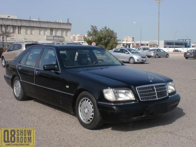مرسيدس S280 1997