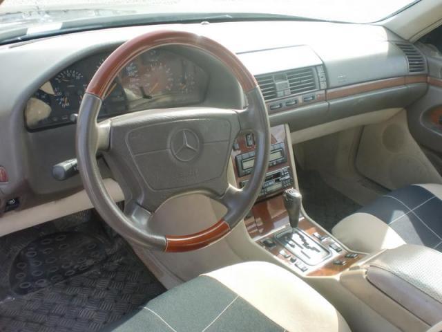 Mercedes S280 1997