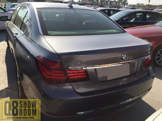BMW 730LI 2015
