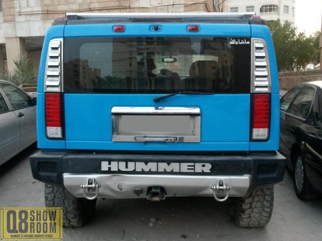 همر h2 2003