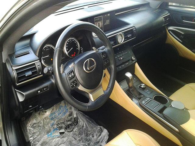Lexus RC350 2015