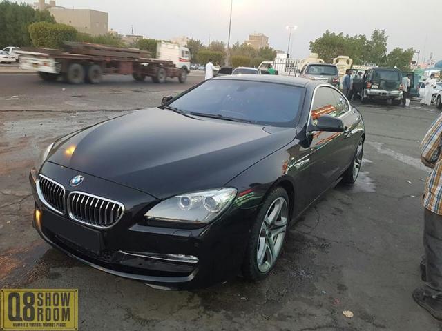 BMW 640 I 2014