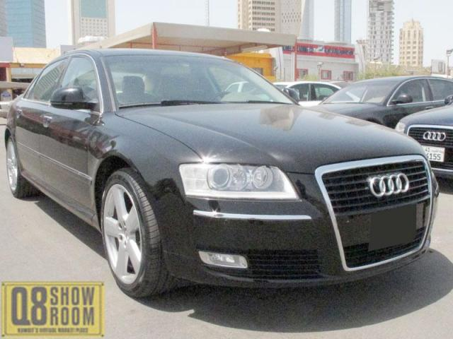 Audi A8L 2009