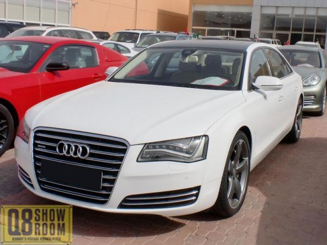 Audi A8L 2011