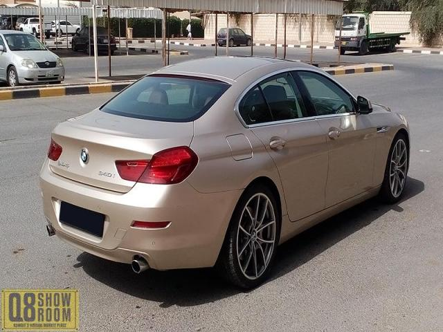 BMW 640I 2014