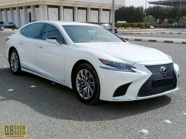 Lexus LS350 2018