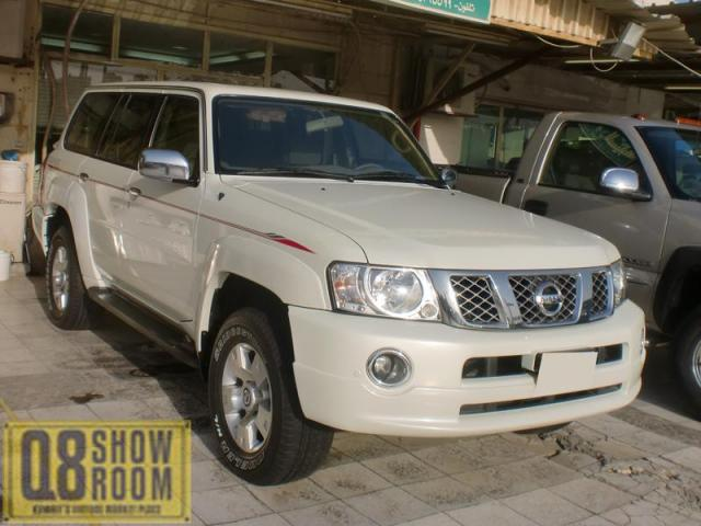 Nissan Safari 2009