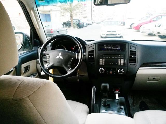 Mitsubishi Pajero 2011