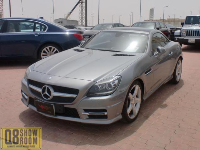 Mercedes SLK 250 2014
