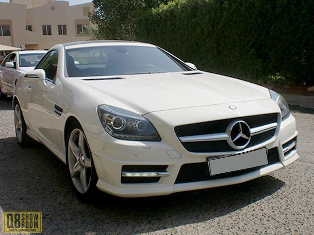 Mercedes SLK350 2012