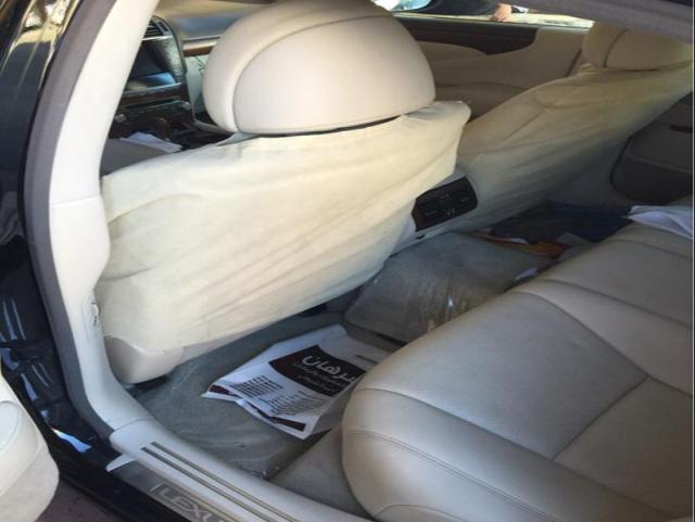Lexus LS460 2010