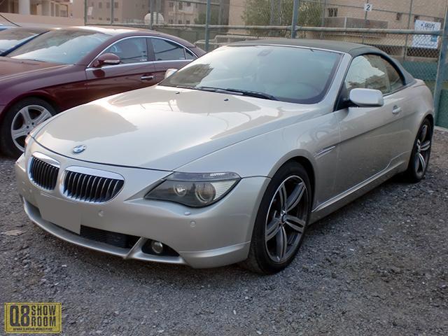 BMW 645I 2004