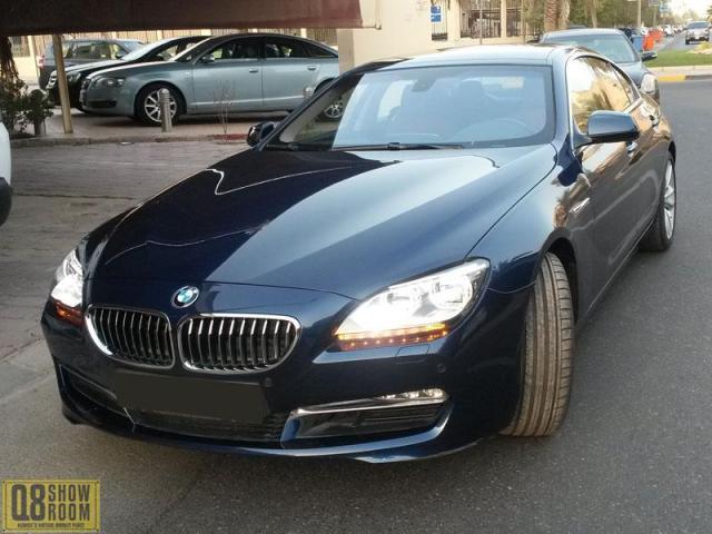 BMW 640 I 2013
