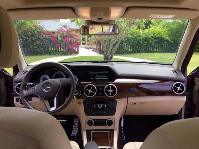 Mercedes GLK350 2015