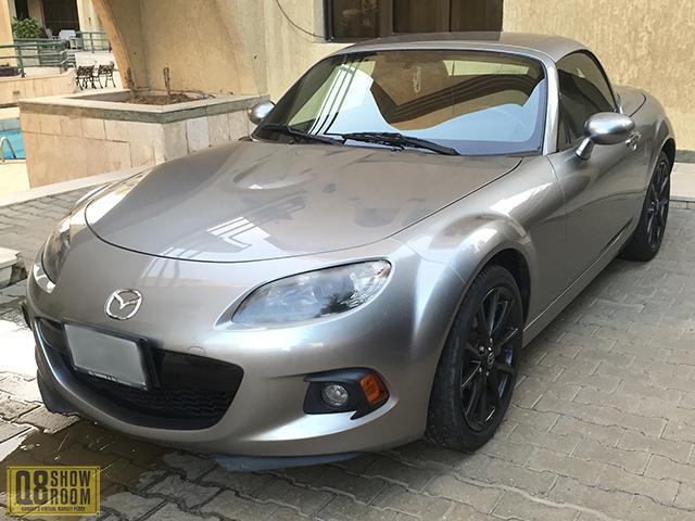 Mazda MX5 2013